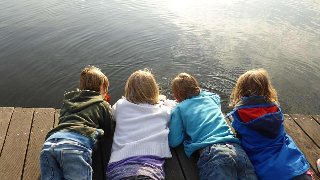 Take the Kids to the Lake